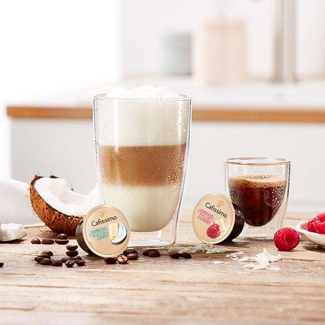 Cafissimo kapszulák – a TCHIBO Flavoured Edition kávéi